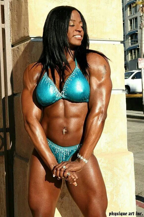 best of Domination Body female builder