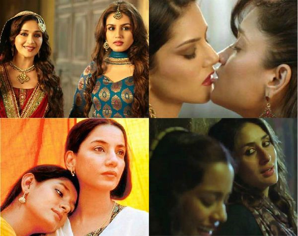 Bollywood lesbian pictures