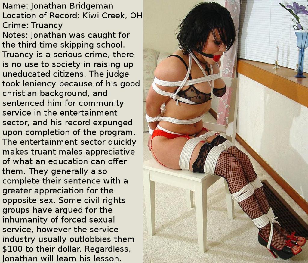 Forced feminization bdsm