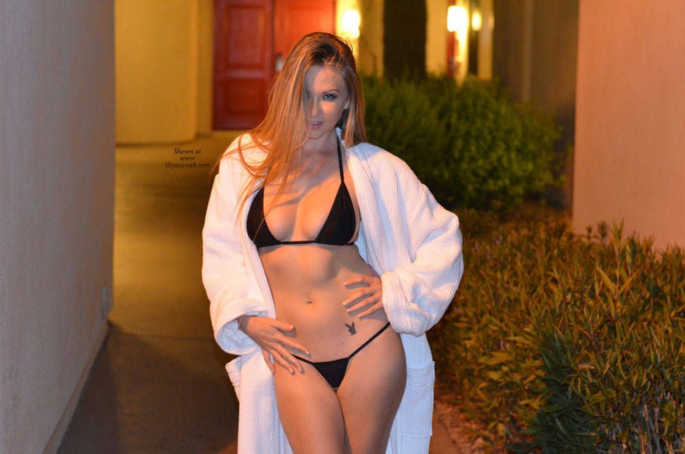 boob bra pantie pantie pool tit topless underwear undies