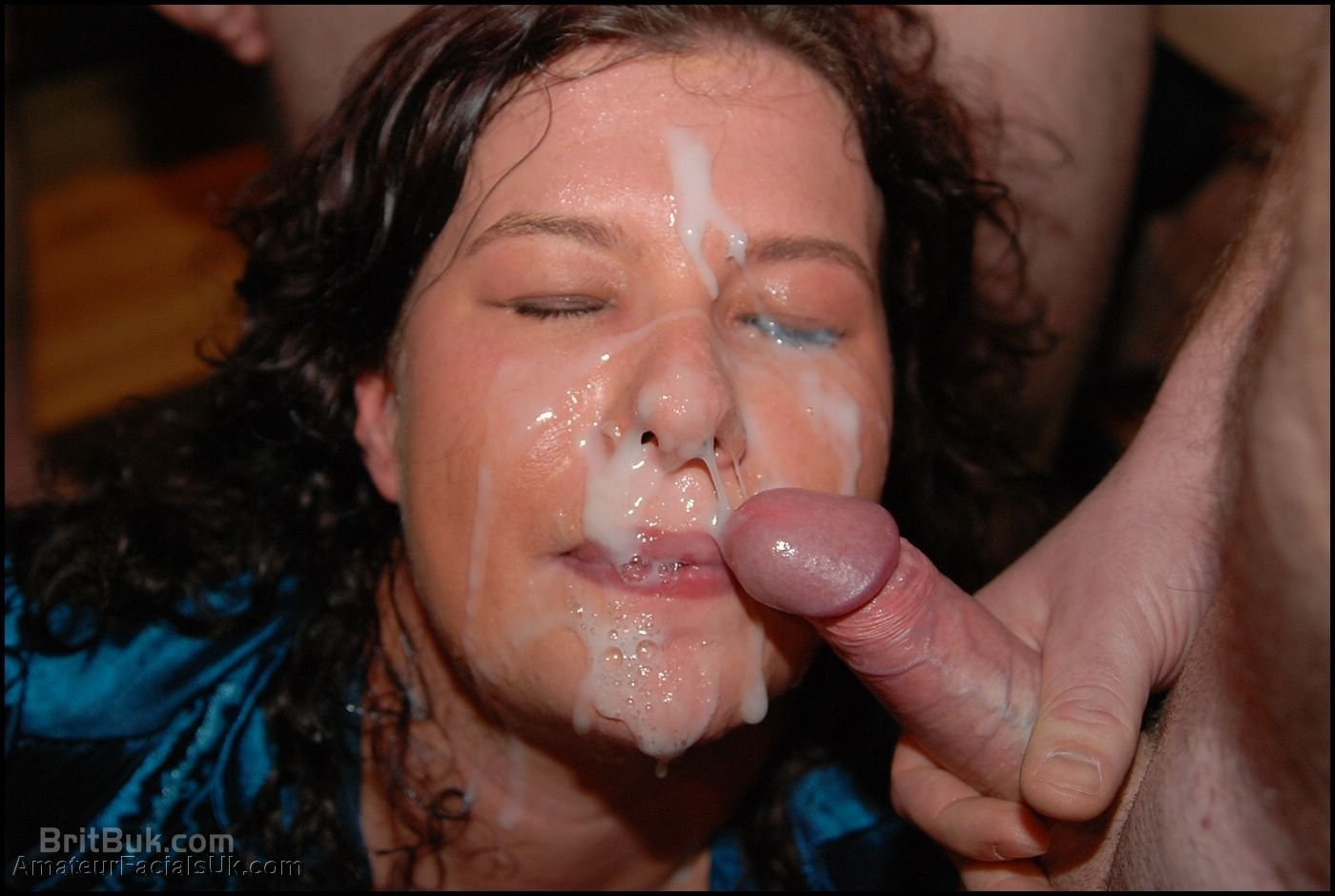 Drunk college creampie