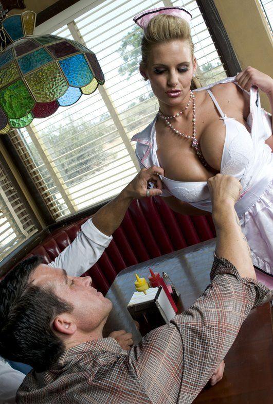 best of Pheonix Busty marie waitress