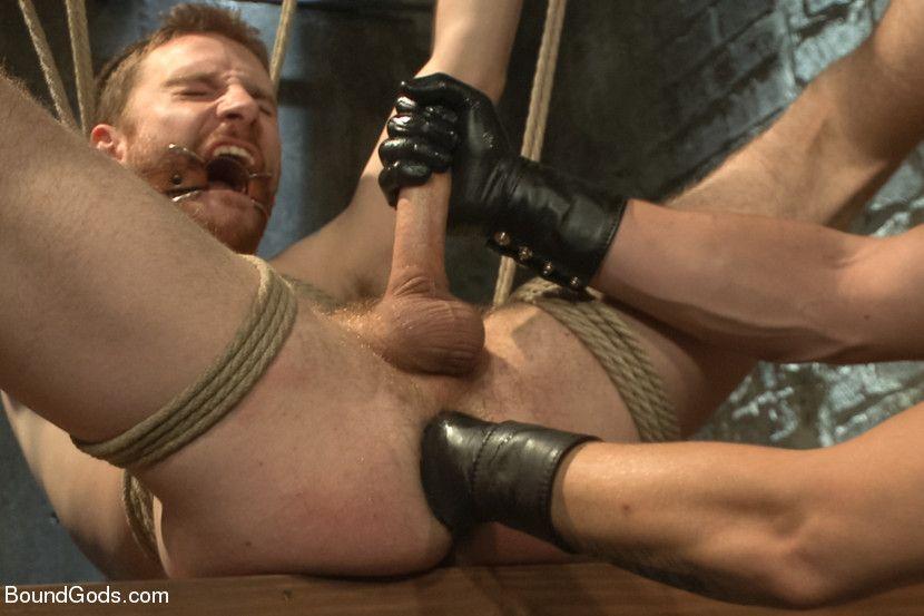 Bdsm slave fisting