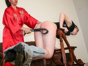 Sgt. C. recomended Muscle girl male domination humiliation