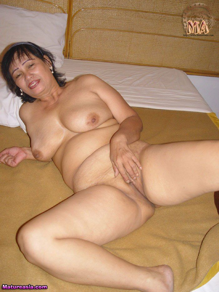 Red H. reccomend Mature chuncky asian grannies