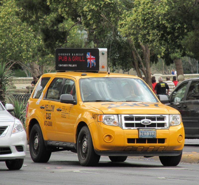 Ella reccomend Cab strip vegas