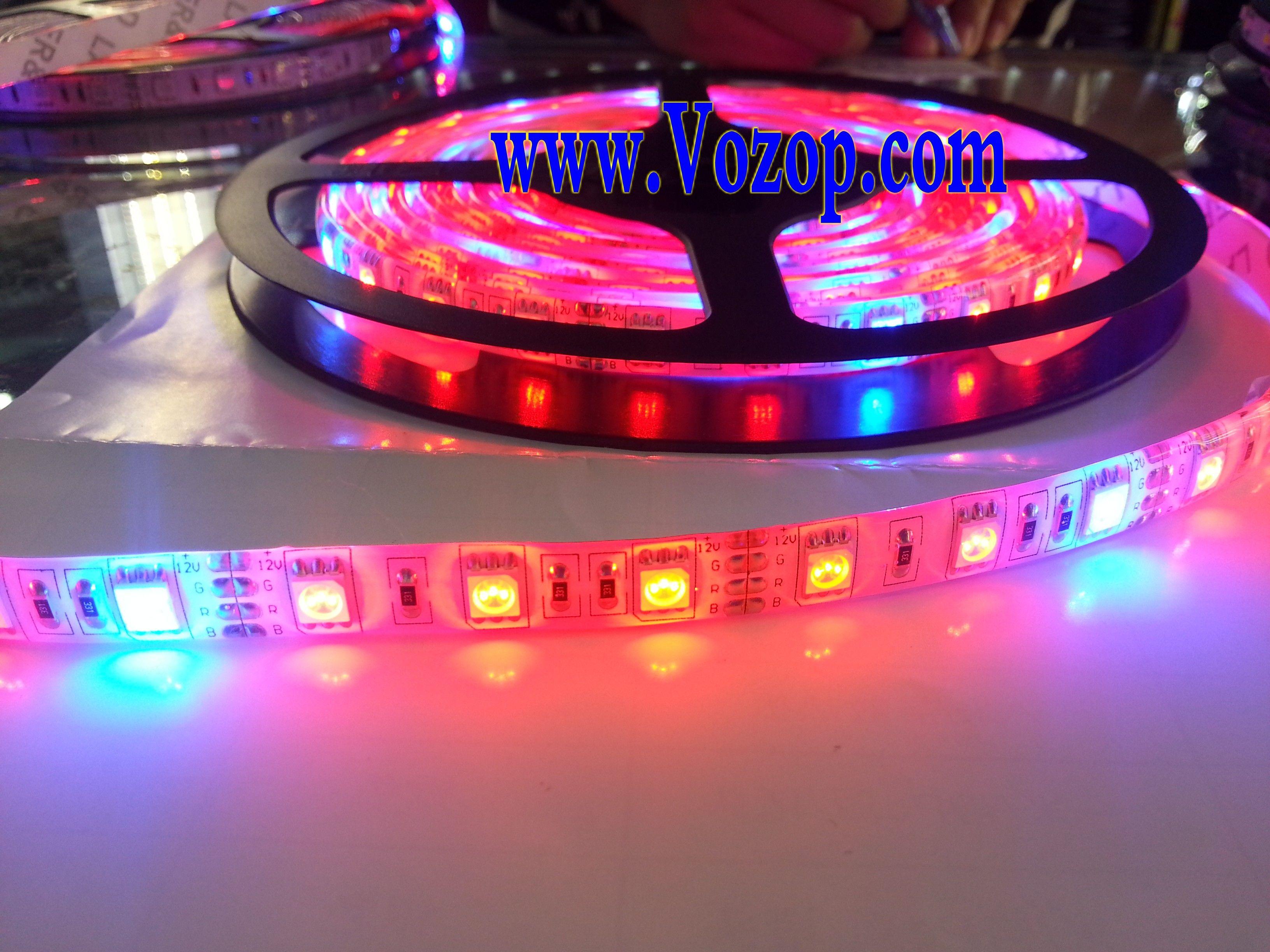 Strip lights rgb
