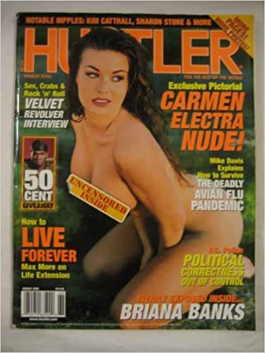best of Hustler Carmen electra