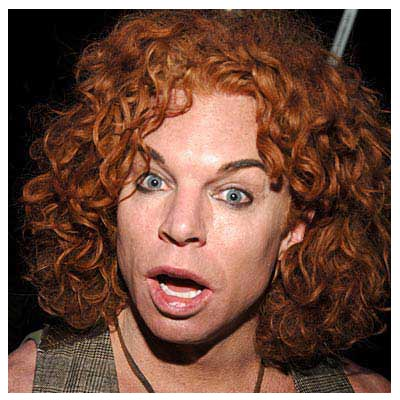 Carrot top redhead sex archive