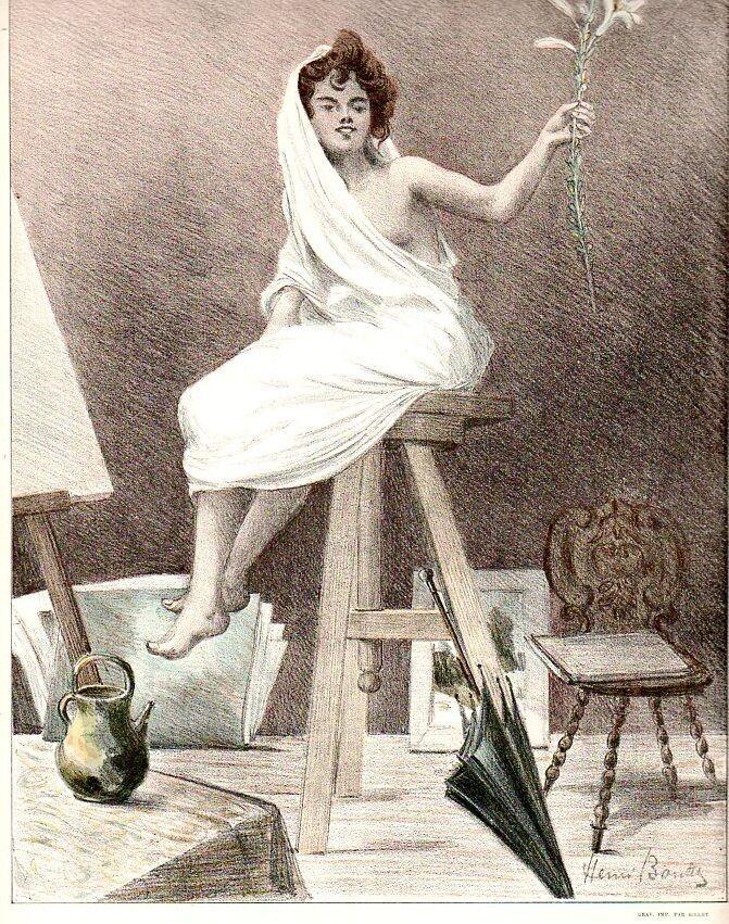 Wildcat reccomend 1890 s nude prints