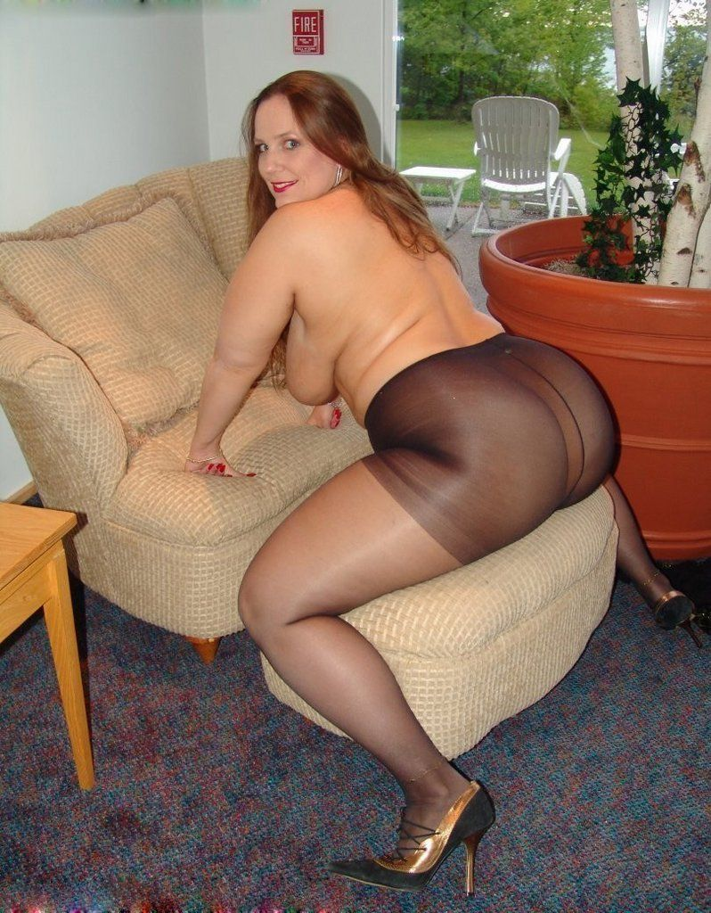 Watch thousands of MILF stockings videos at BBW MILF sungrocentre.info Check out free BBW stockings porn here.