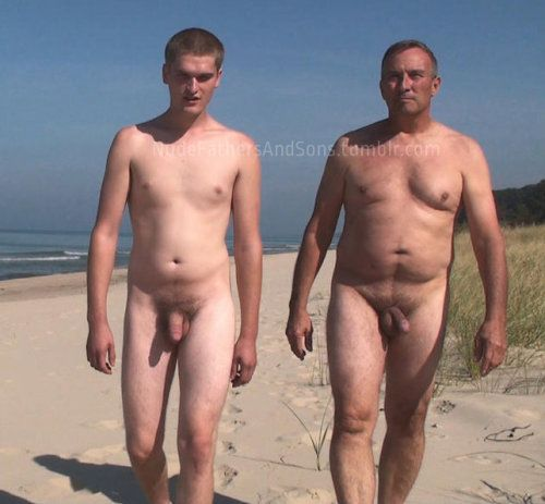 best of Son pictures Father nudist