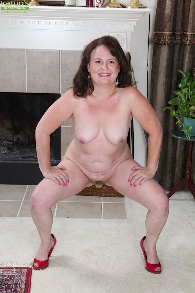 best of Pussy woman old Chubby