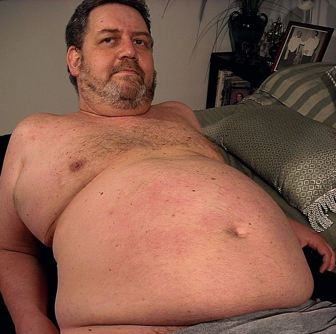 best of Fat man gay Chubby