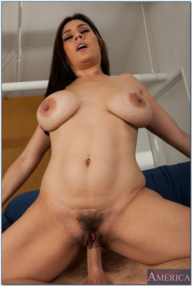 Brunette german chubby MILF gets fucked by a slim dude