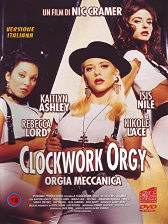 best of Streamin Clockwork orgy free online