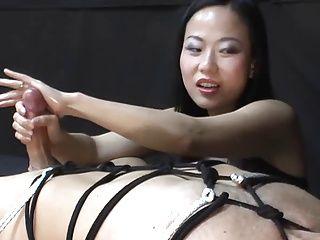 Marigold reccomend Femdom handjobs video