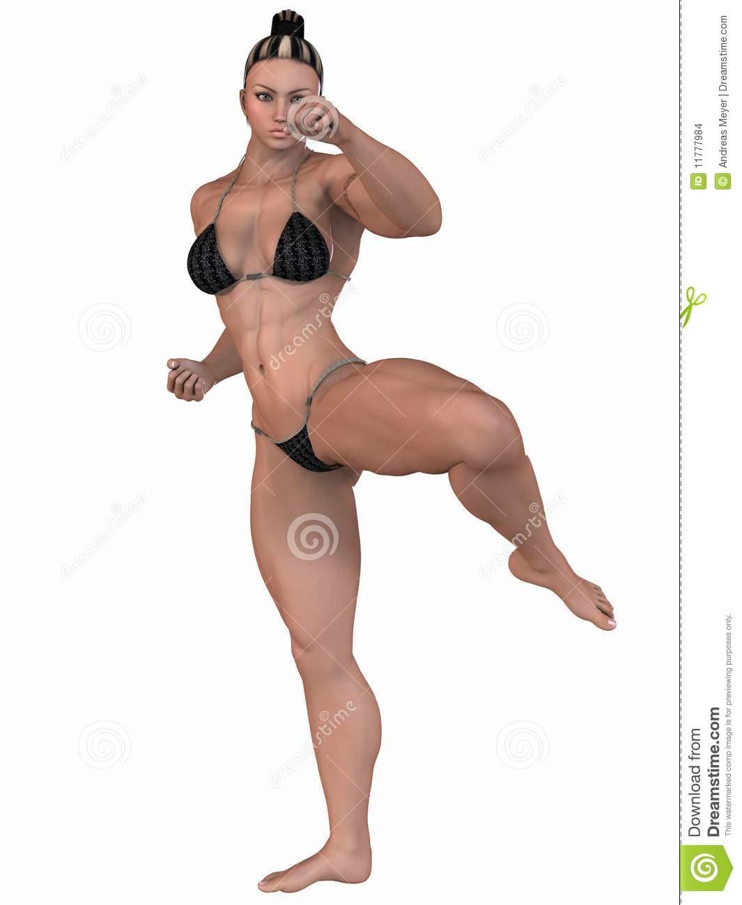 Female free bodtbuilders erotic
