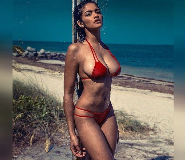 Chewbacca reccomend Hot wife bikini pics