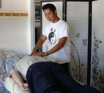 Quirk reccomend Asian oriental massage