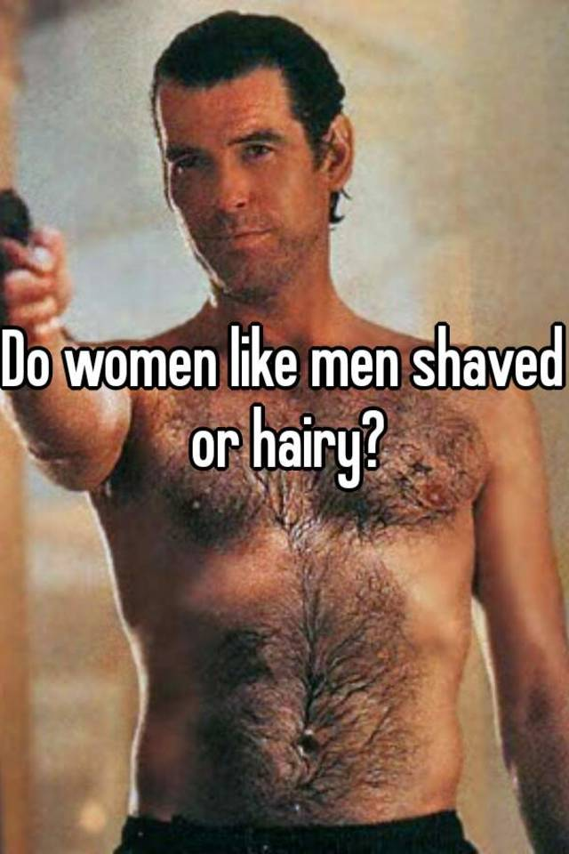 Icecap reccomend Do women prefer shaved men