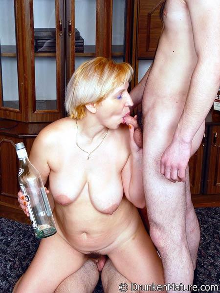 Drunk mature porn videos