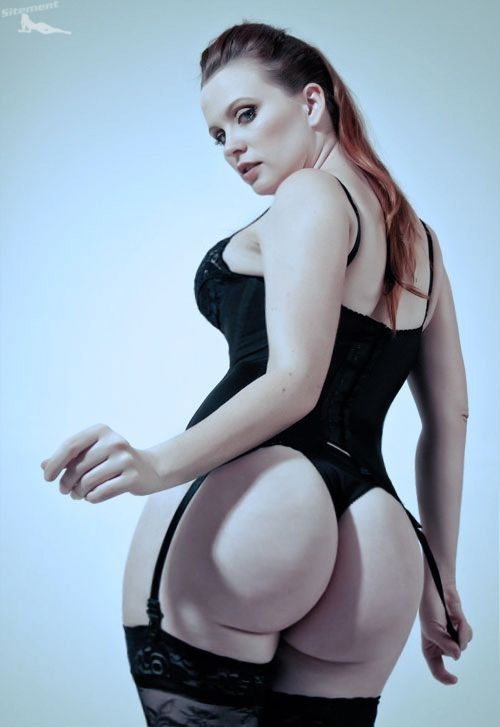 best of Ass Thick redhead