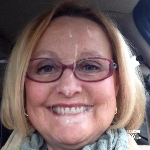 Granny cumshot pics