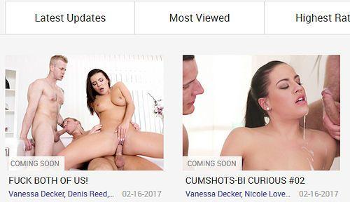 Rosebud reccomend List of bisexual male pornstars