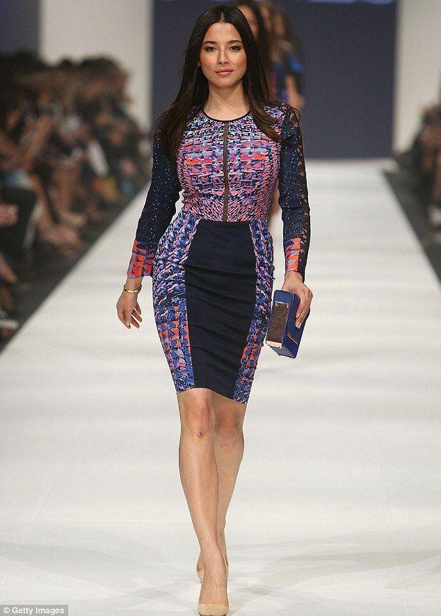 Artemis reccomend Asian catwalk models