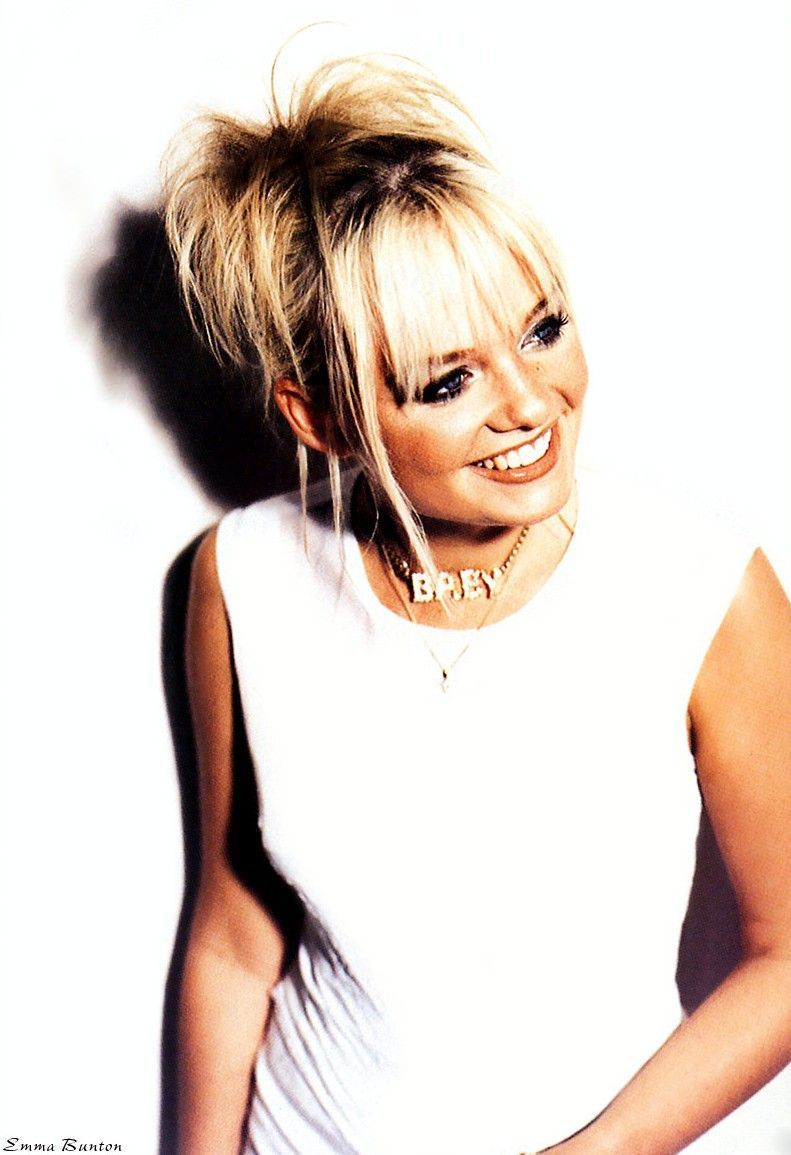 best of Hustler Emma bunton