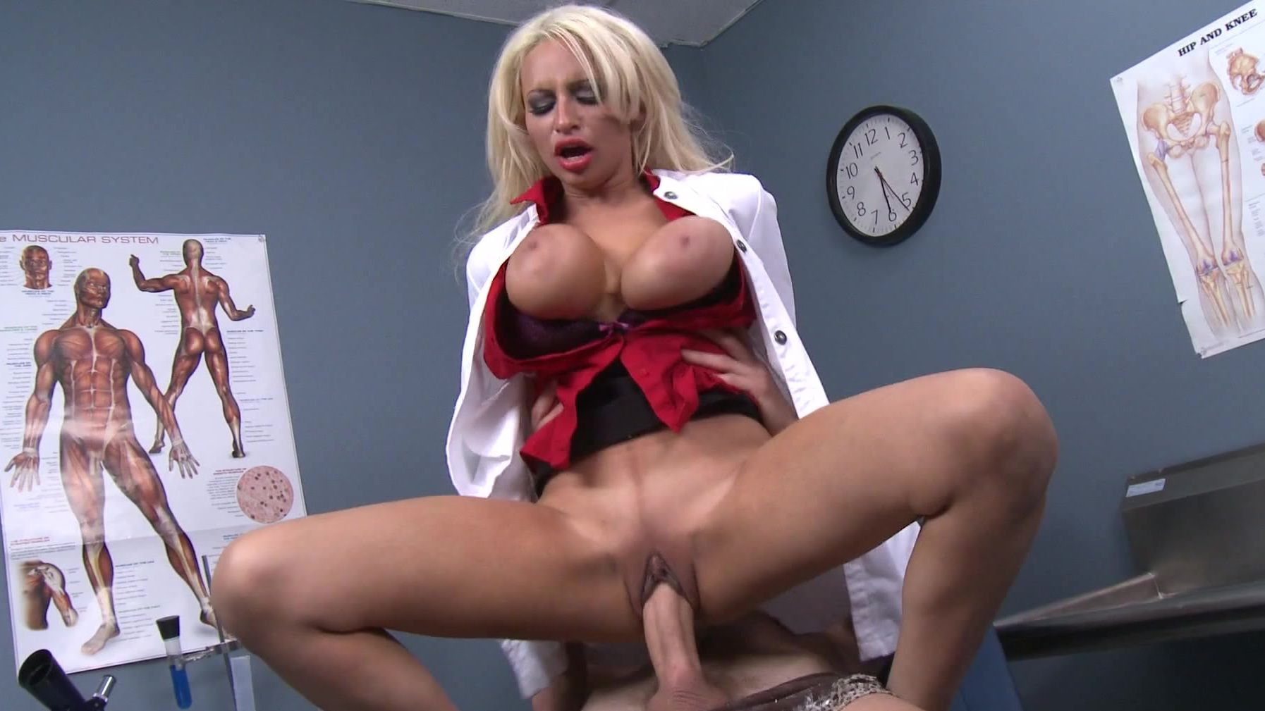 Erotic camp nurse