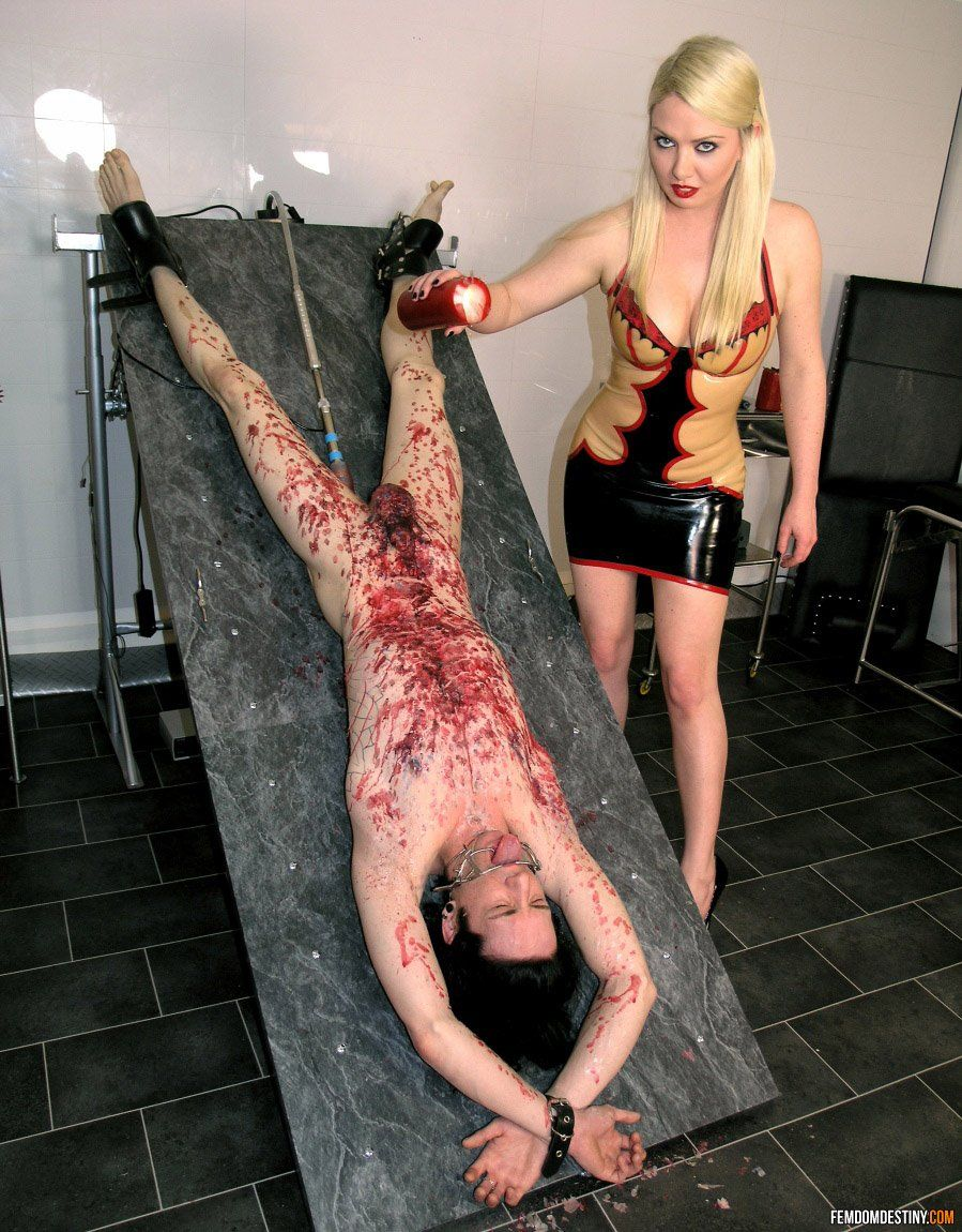 Extreme femdom new free galleries