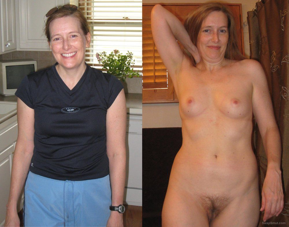Expose naked wife