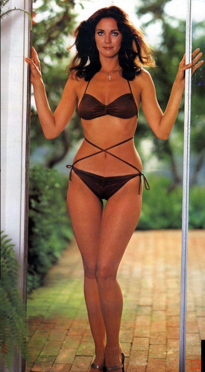 Wasp reccomend Bikini model linda doris