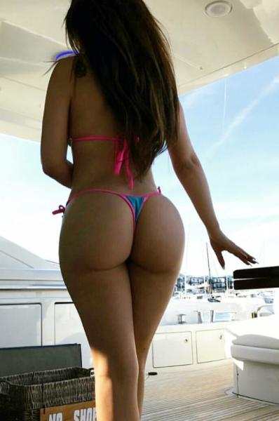 Bikini bubble butt