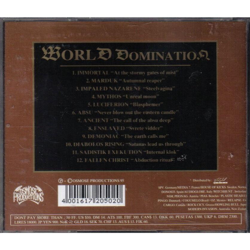 Handyman reccomend World domination compilation