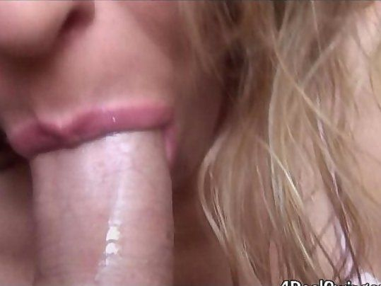 Up cum close blowjob