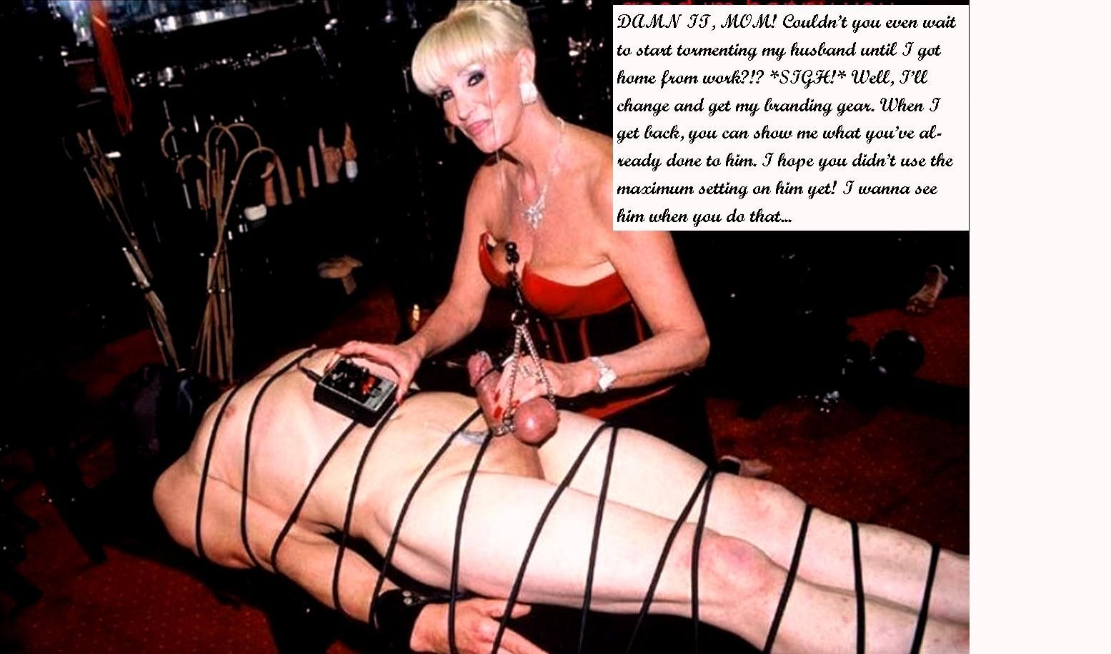 Minty reccomend Femdom cbt latest free galleries