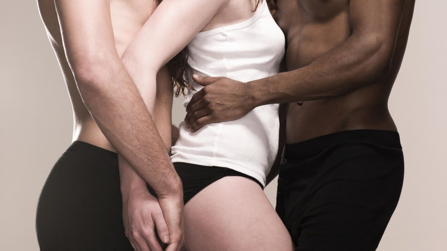 Turanga reccomend Adult film star only interracial