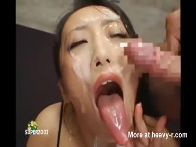 best of Bukkake tgp Facial messy huge