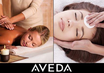 Ballgame reccomend Aveda facial massage