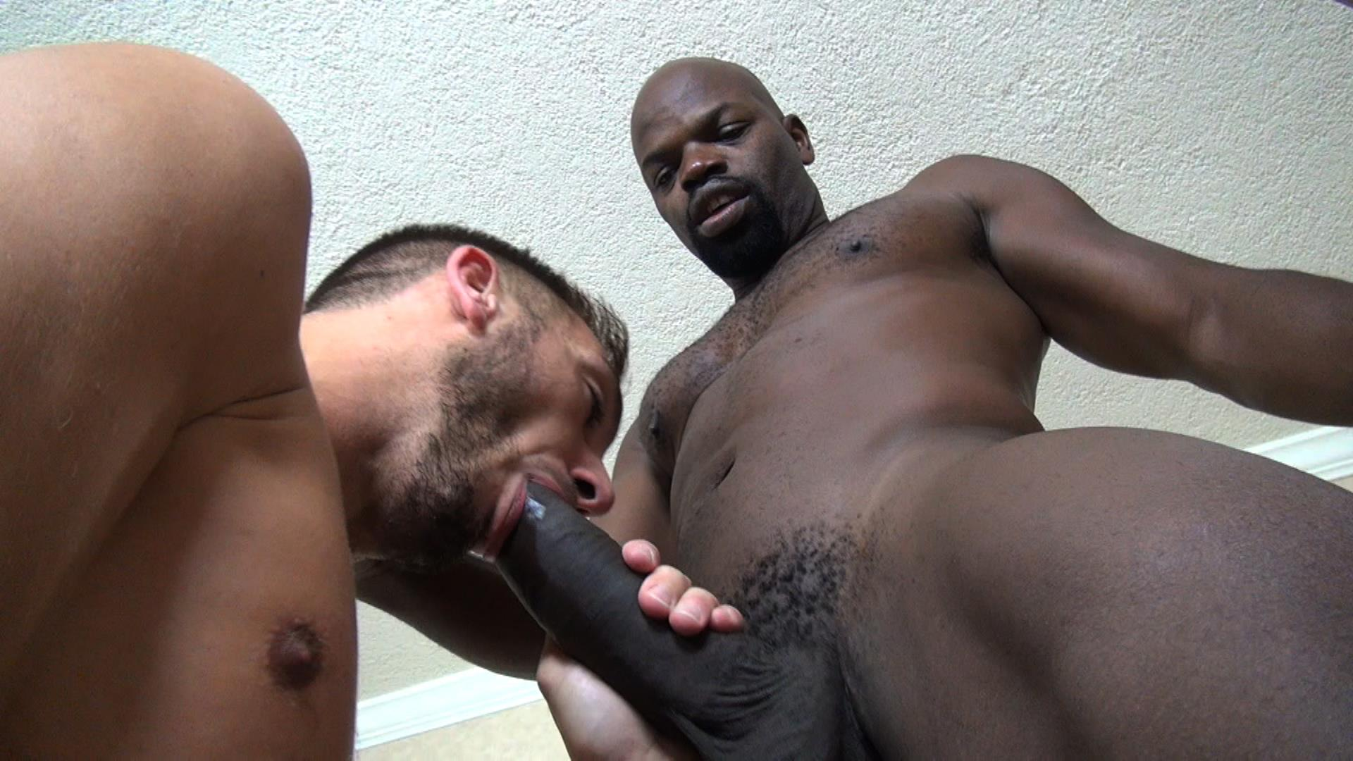 Hot gay interracial sex