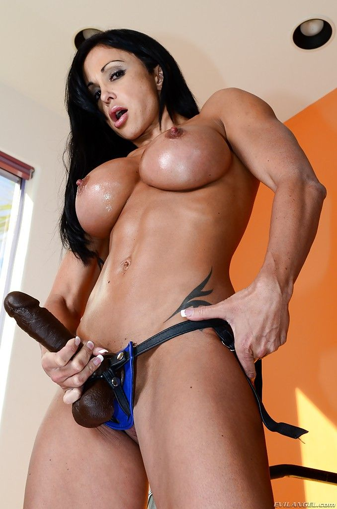 Femdom strapon action hot nude