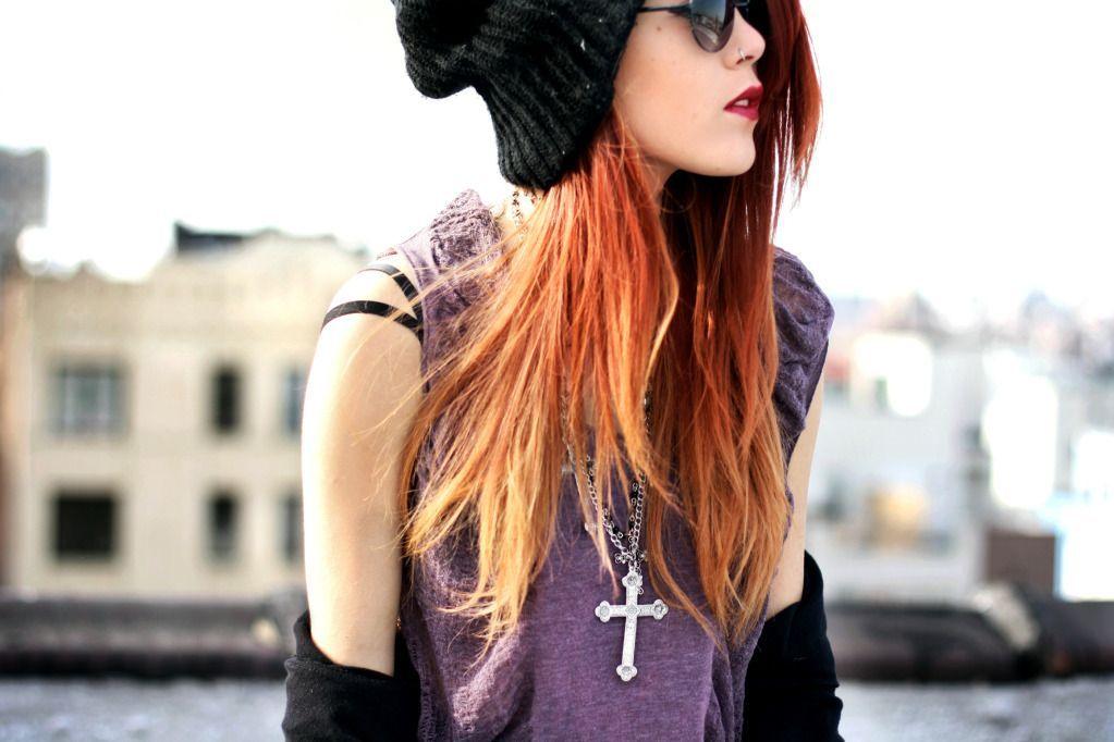 Paloma reccomend Freaky girl redhead