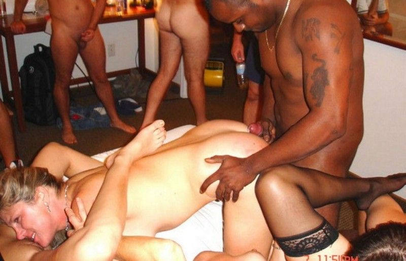 free interracial slut story