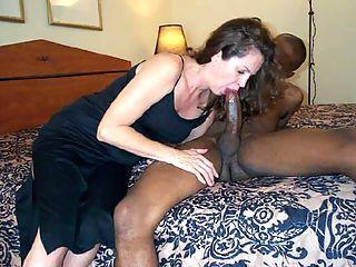 Dick white black girls ass gangbang