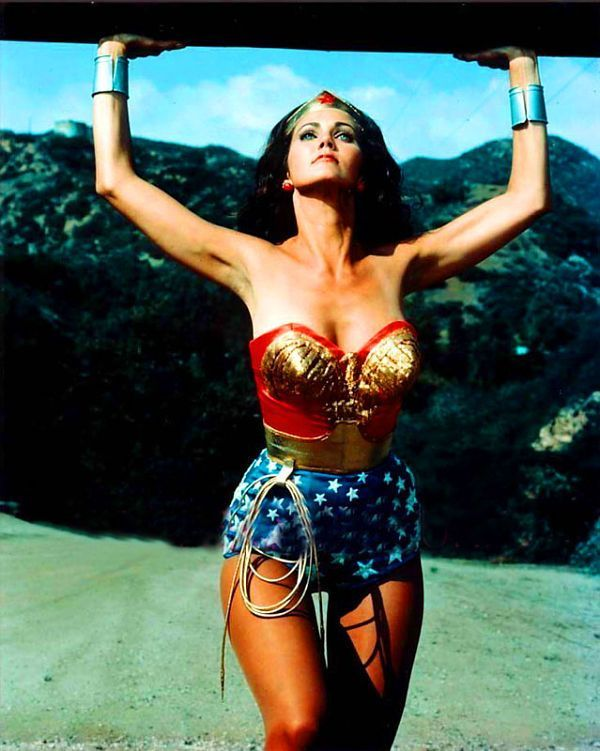 Xxx lynda carter wonder woman