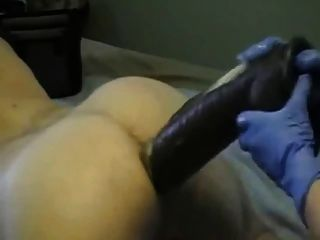 Mpeg of gaping anal