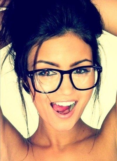 Authoritative women in glasses sex think